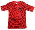 【アウトレット】N&N蜘蛛シャドープリントTシャツ Mサイズ